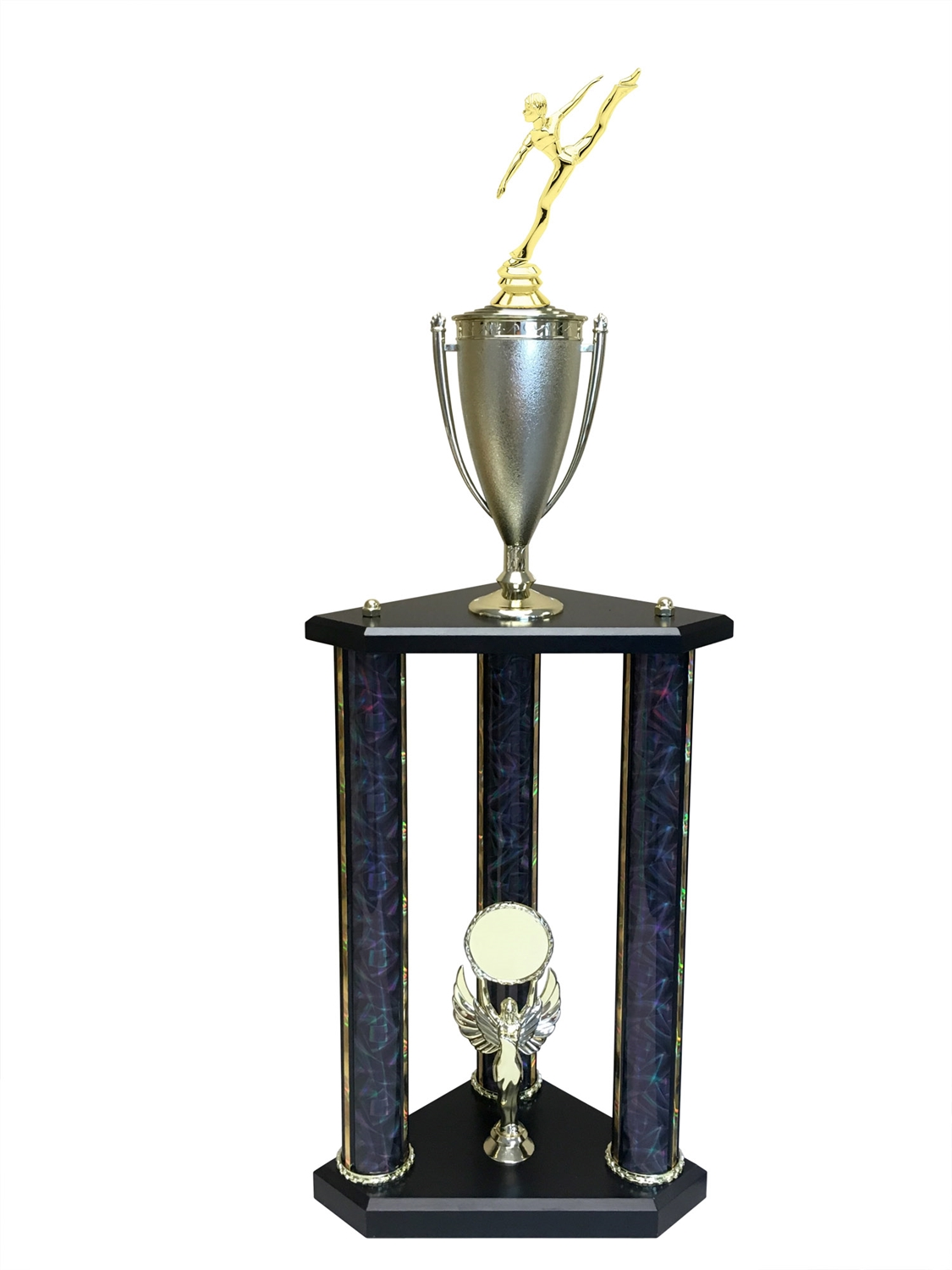 Dance Trophy Available in 11 colors & 3 sizes