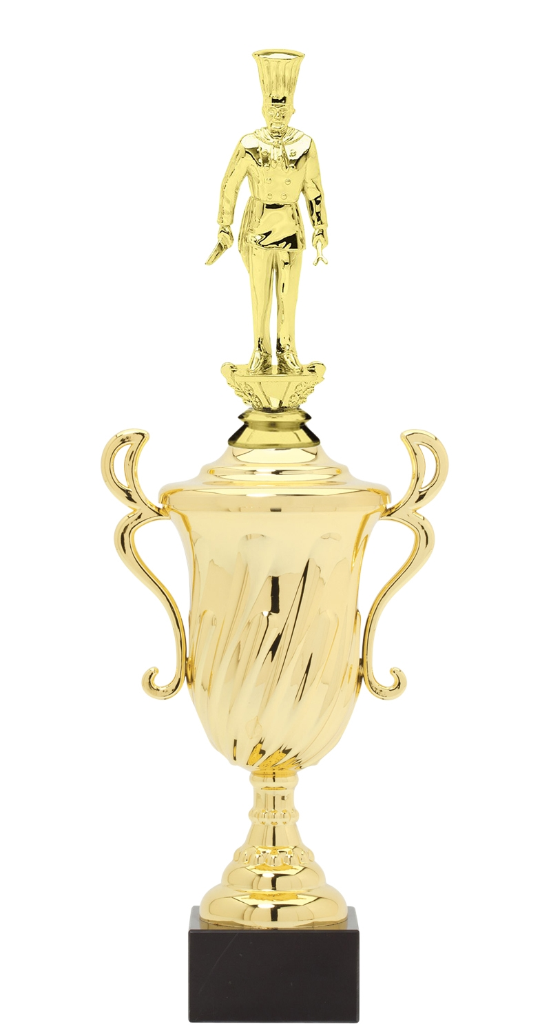 Chef Trophy Cup on synthetic base in (3 - Sizes)