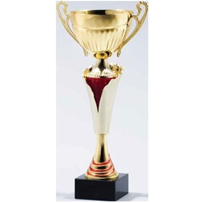 "17"" Trophy Cup with Marble Base"