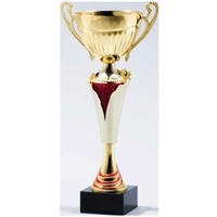 "12"" Trophy Cup with Marble Base"