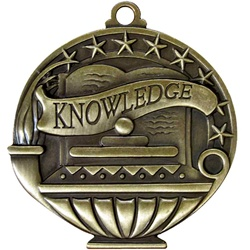 "2"" APM Academic Knowledge Medal APM743"