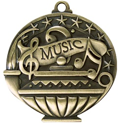 "2"" APM Academic Music Medal APM751"