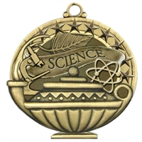 "2"" APM Academic Science Medal APM774"