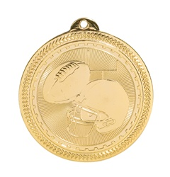 "2"" BriteLazer Series Football Medal BL209"