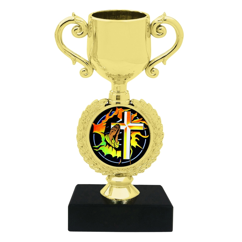Religion Trophy Cup