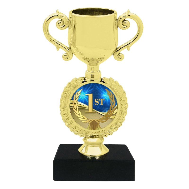Small 1st Place Trophy Cup