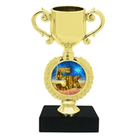 Small 5K Trophy Cup