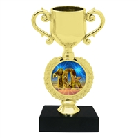 Small 10K Trophy Cup