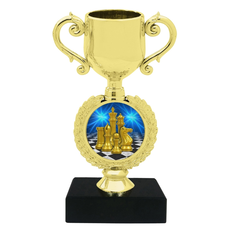 Small Chess Trophy Cup