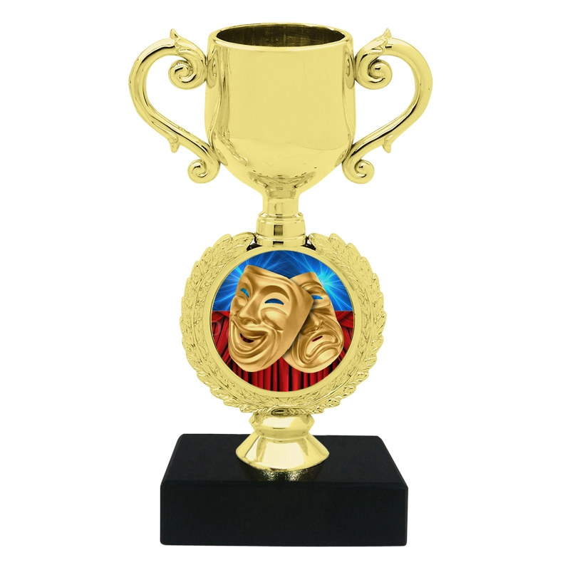 Small Drama Trophy Cup