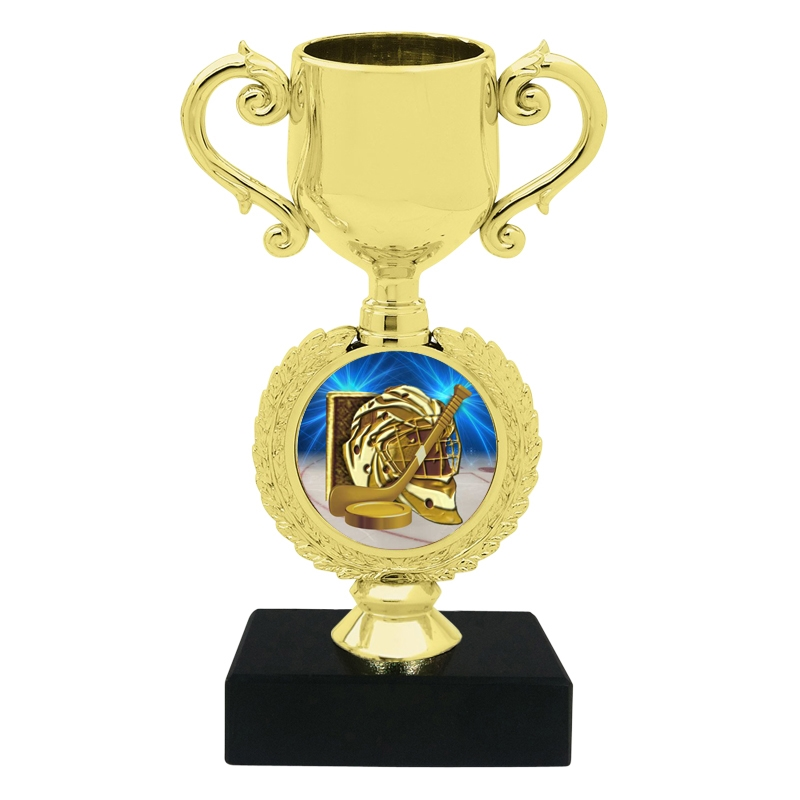 Small Hockey Trophy Cup