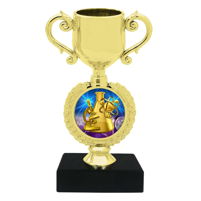 Small Science Fair Trophy Cup