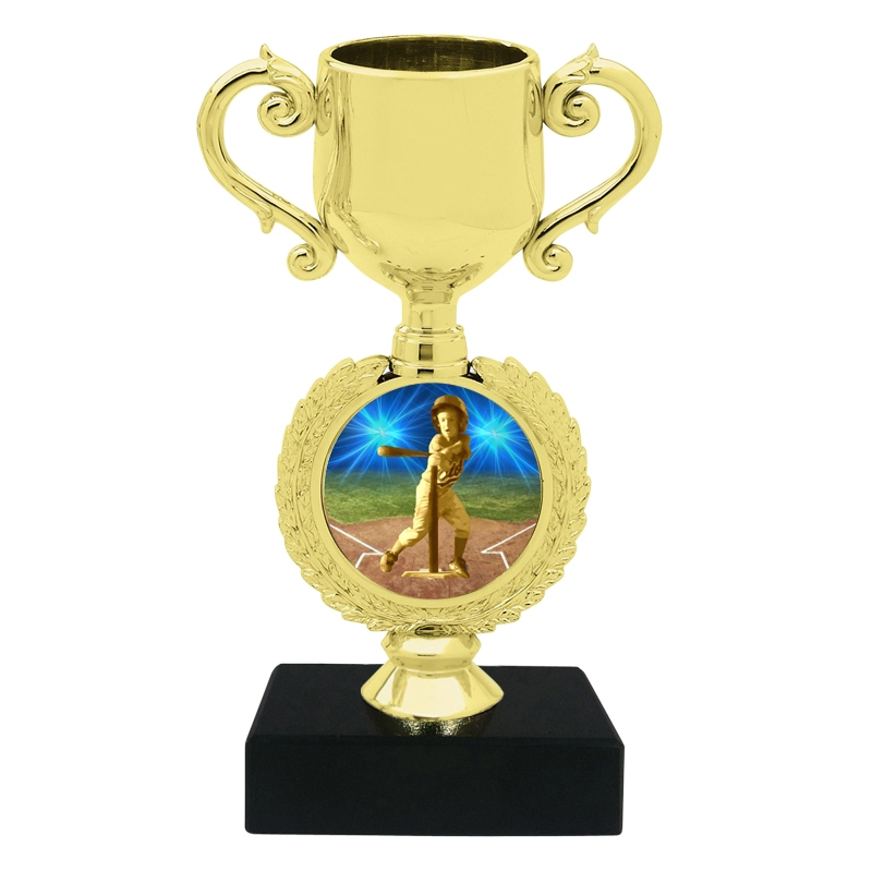Small T-Ball Trophy Cup