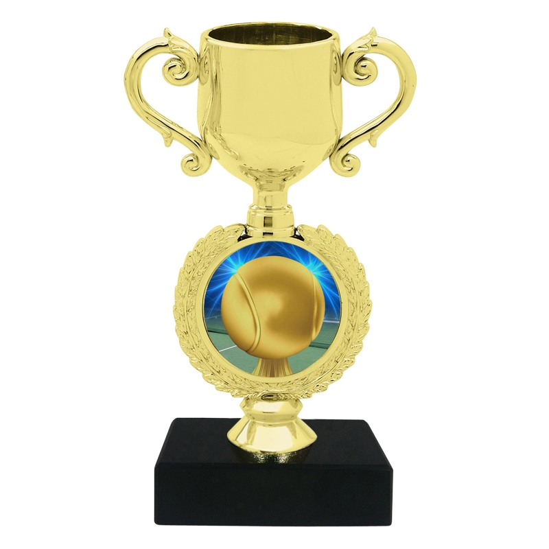 Small Tennis Trophy Cup