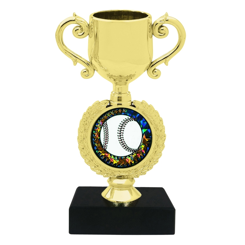 Baseball Trophy Cup