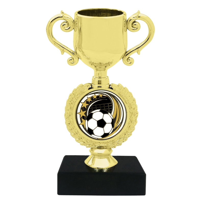 Soccer Insert Trophy Cup