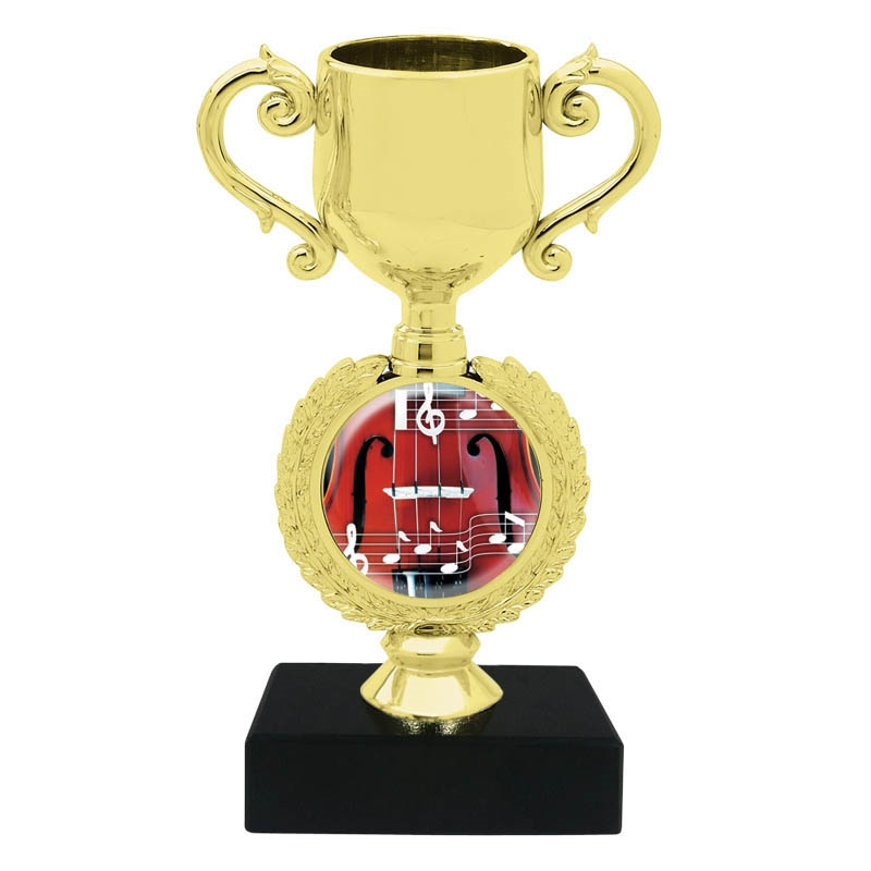 Music Trophy Cup