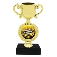 Academic Excellence Trophy Cup
