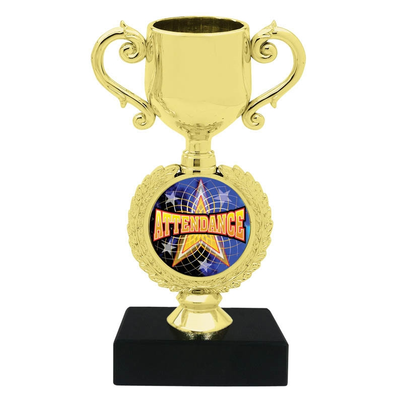 Attendance Trophy Cup