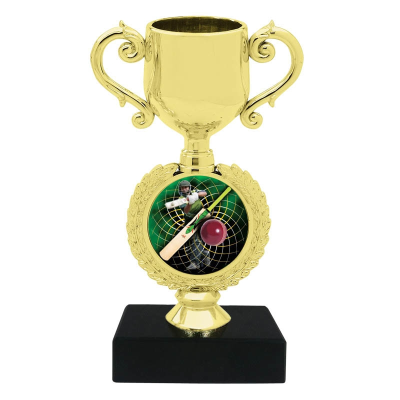Cricket Trophy Cup