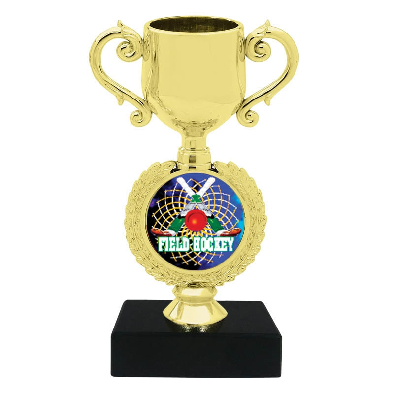 Field Hockey Trophy Cup