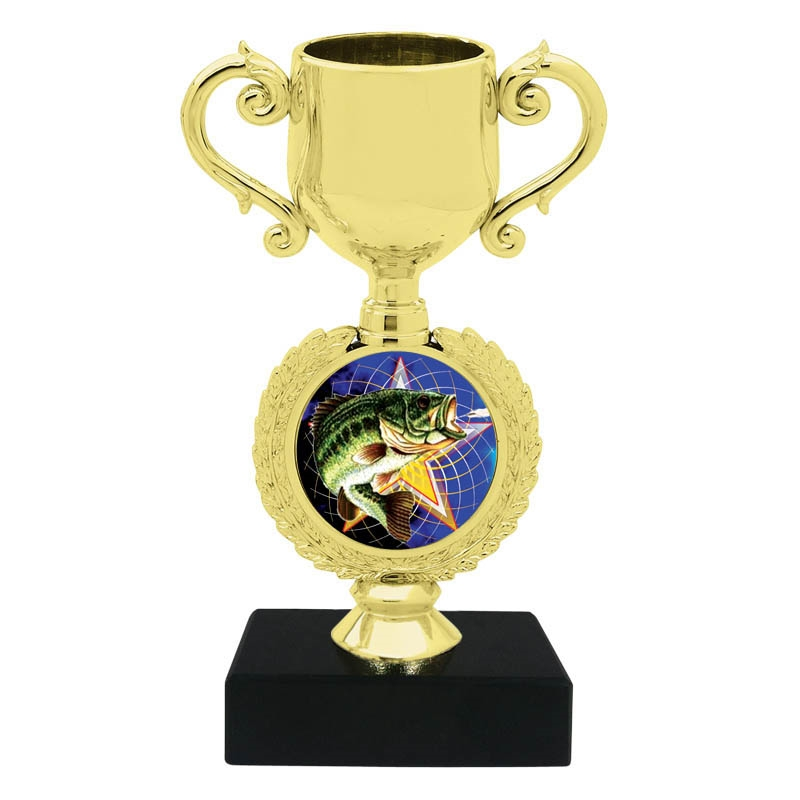 Fishing Trophy Cup