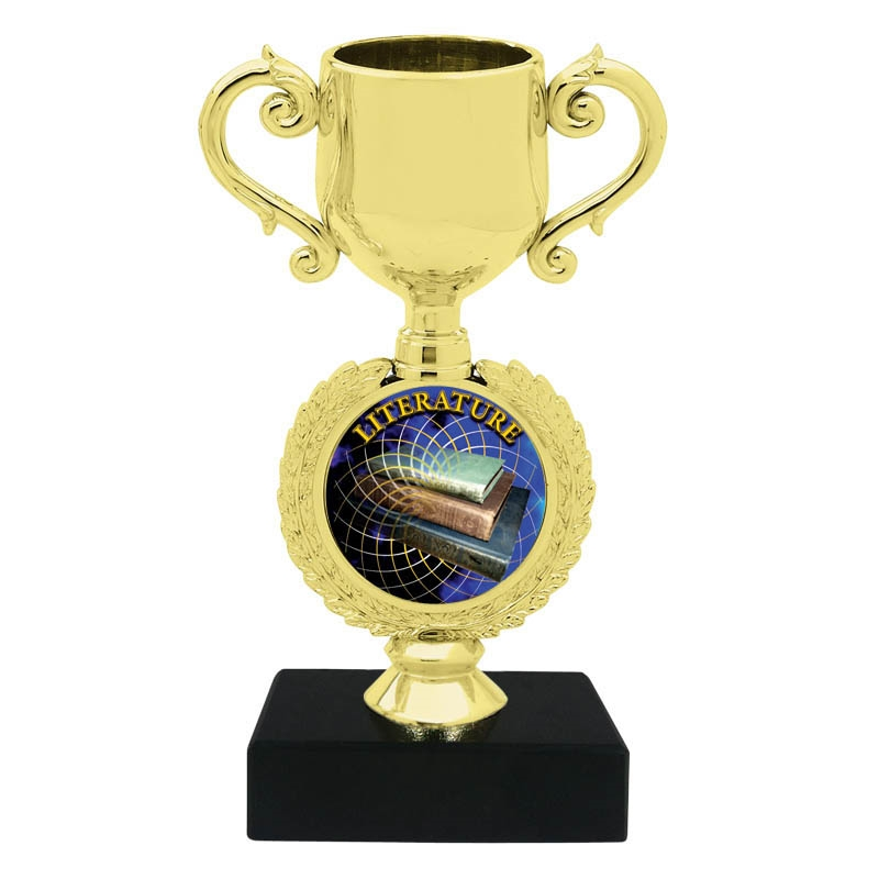 Literature Trophy Cup