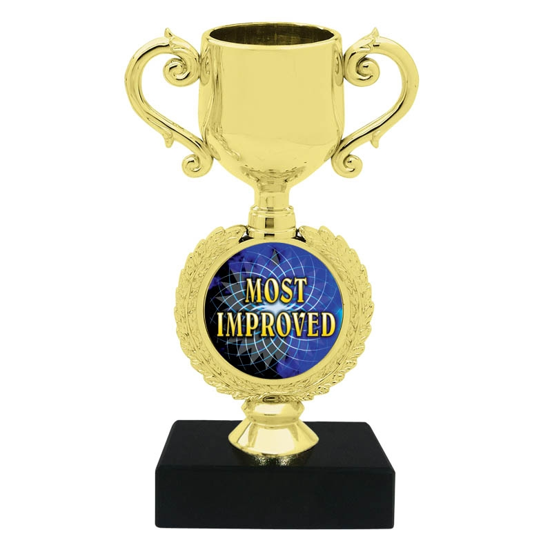 Most Improved Trophy Cup
