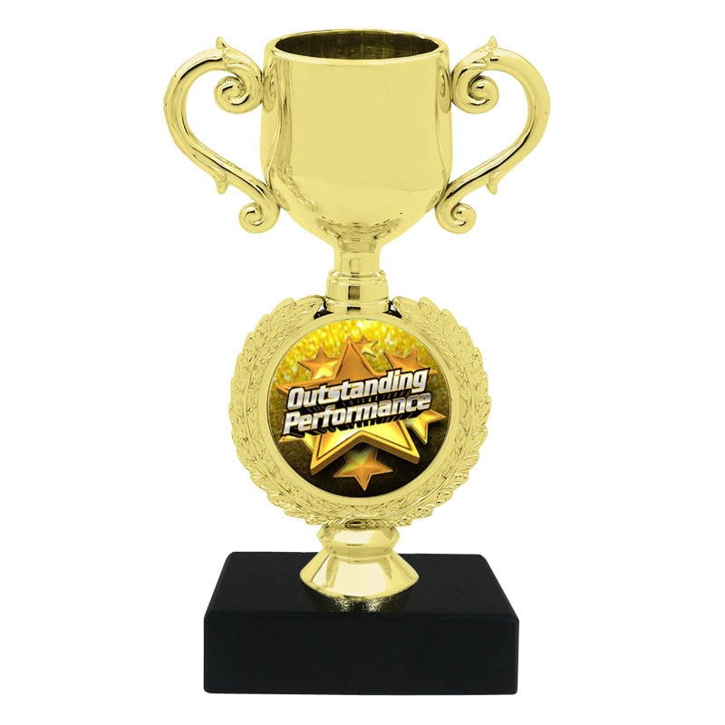Outstanding Performance Trophy Cup