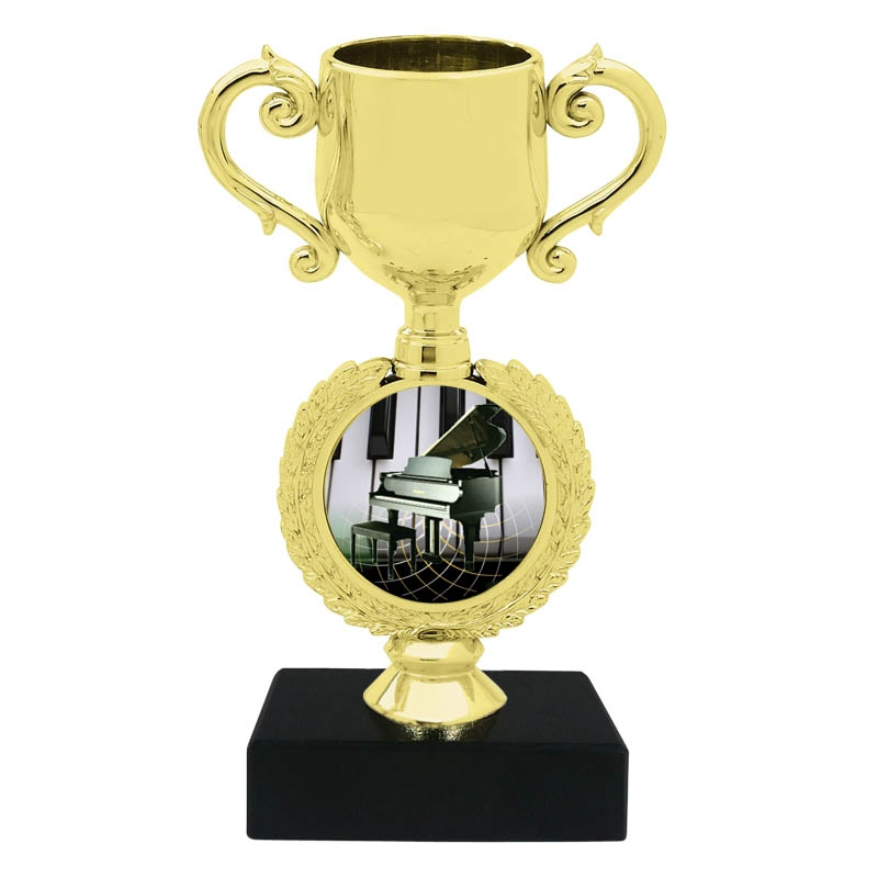 Piano Trophy Cup