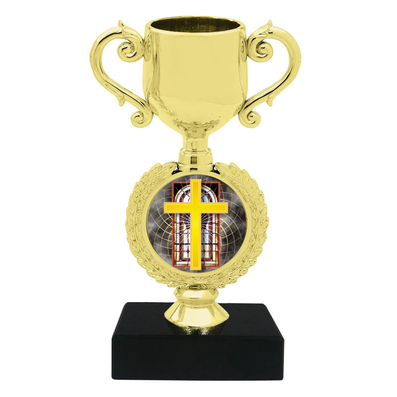 Religious Trophy Cup