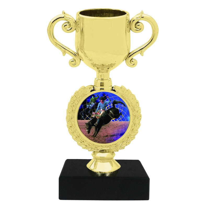 Rodeo Trophy Cup