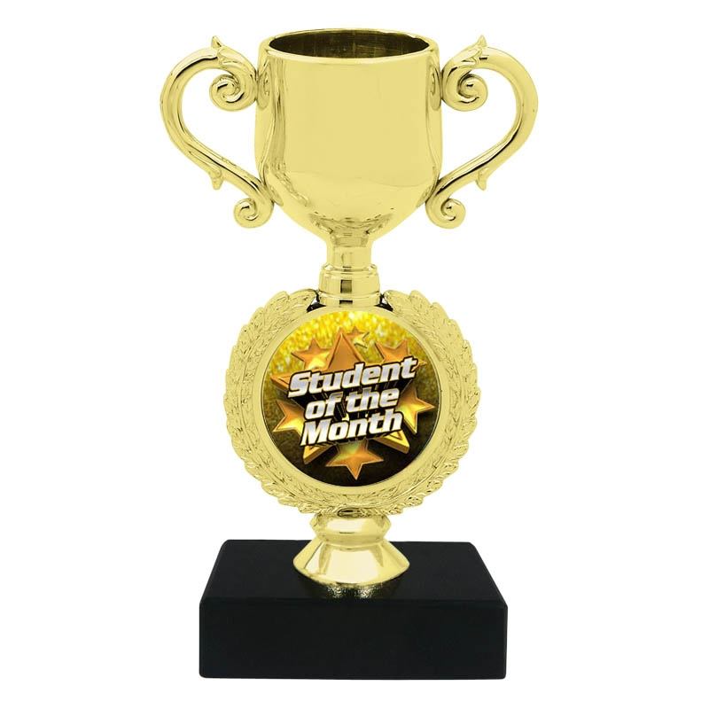 Student of the Month Trophy Cup