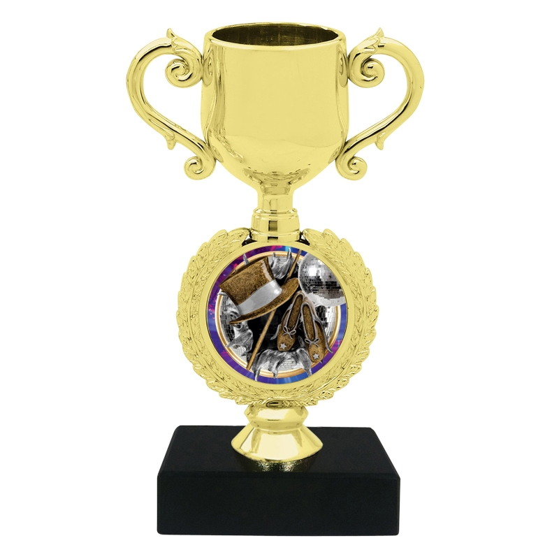 Burst Dance Trophy Cup