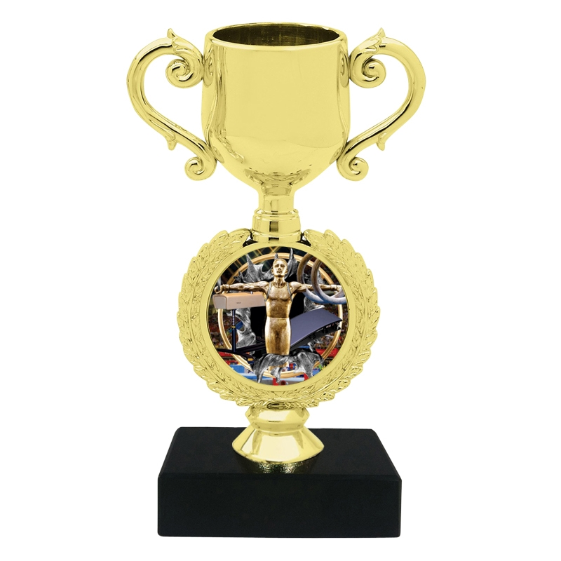 Burst Male Gymnastics Trophy Cup