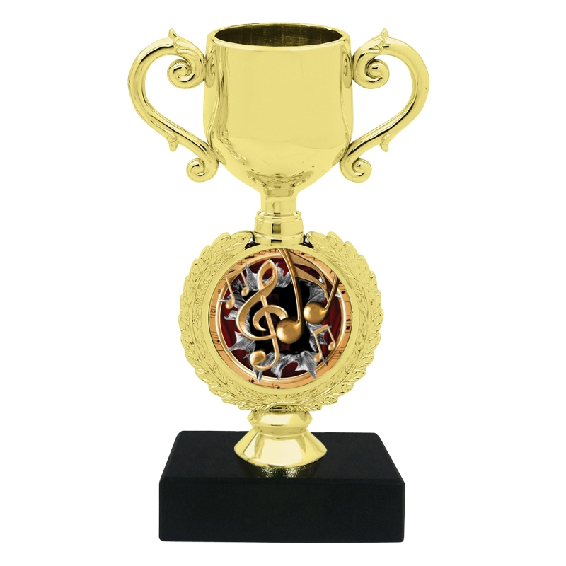 Burst Music Trophy Cup
