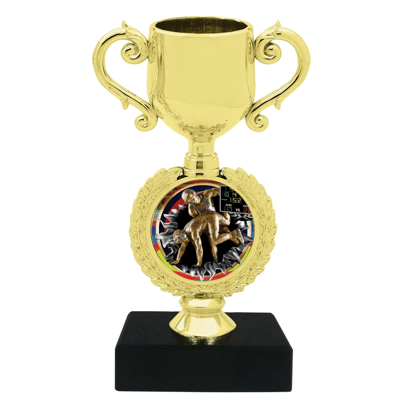 Burst Wrestling Trophy Cup