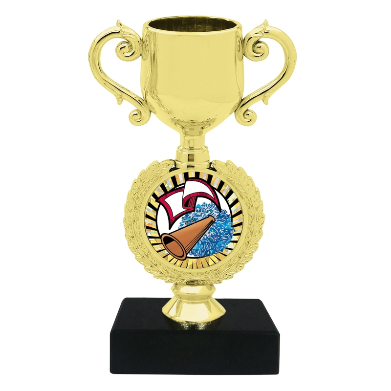 Cheerleading Trophy Cup