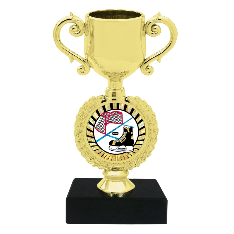 Ice Hockey Trophy Cup