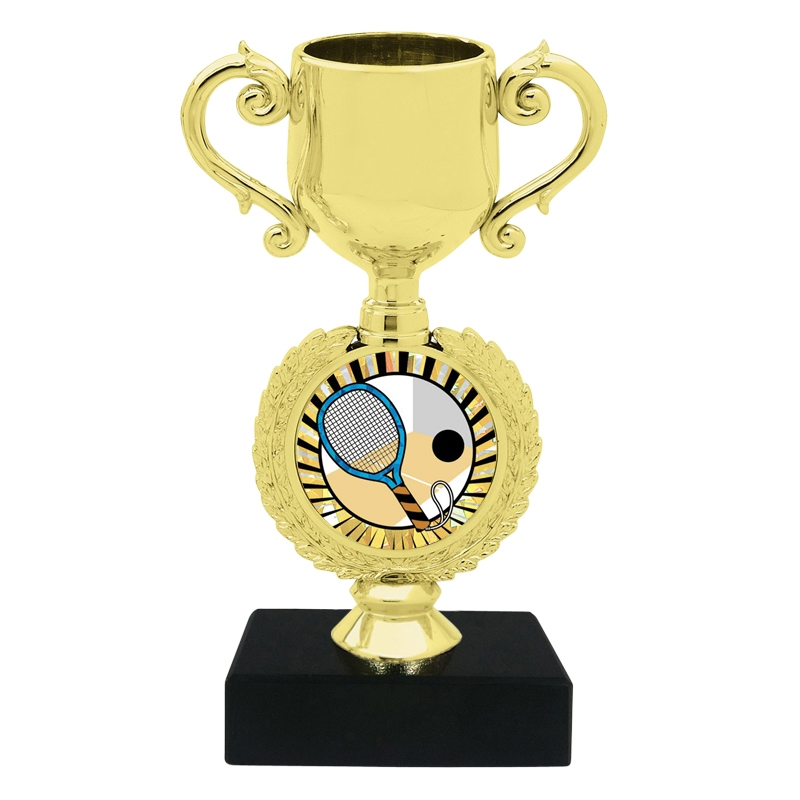 Racquetball Trophy Cup
