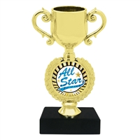 All Star Trophy Cup