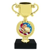 USA Football Trophy Cup