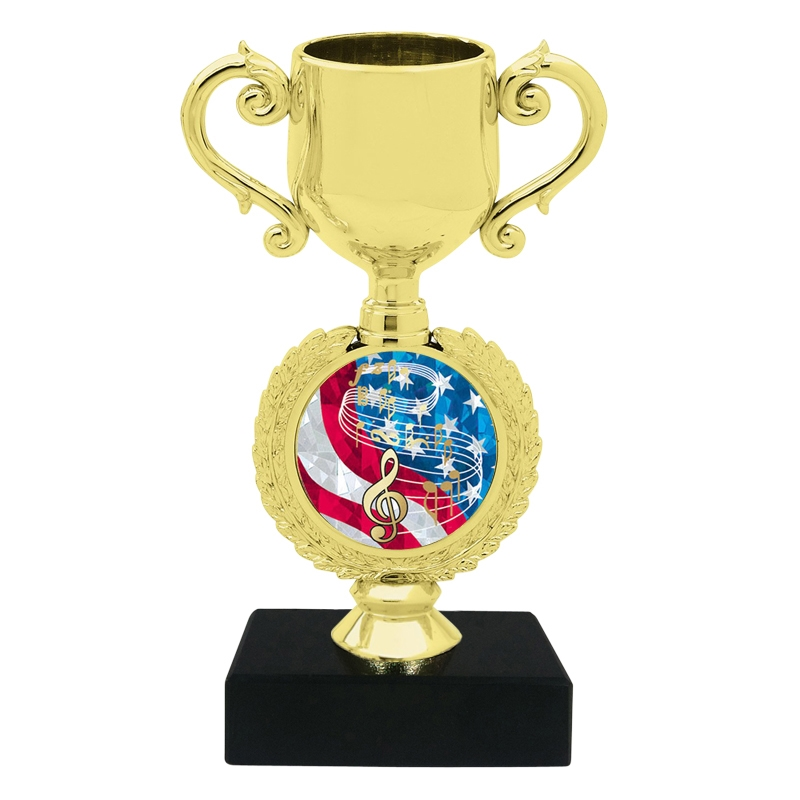 USA Music Trophy Cup