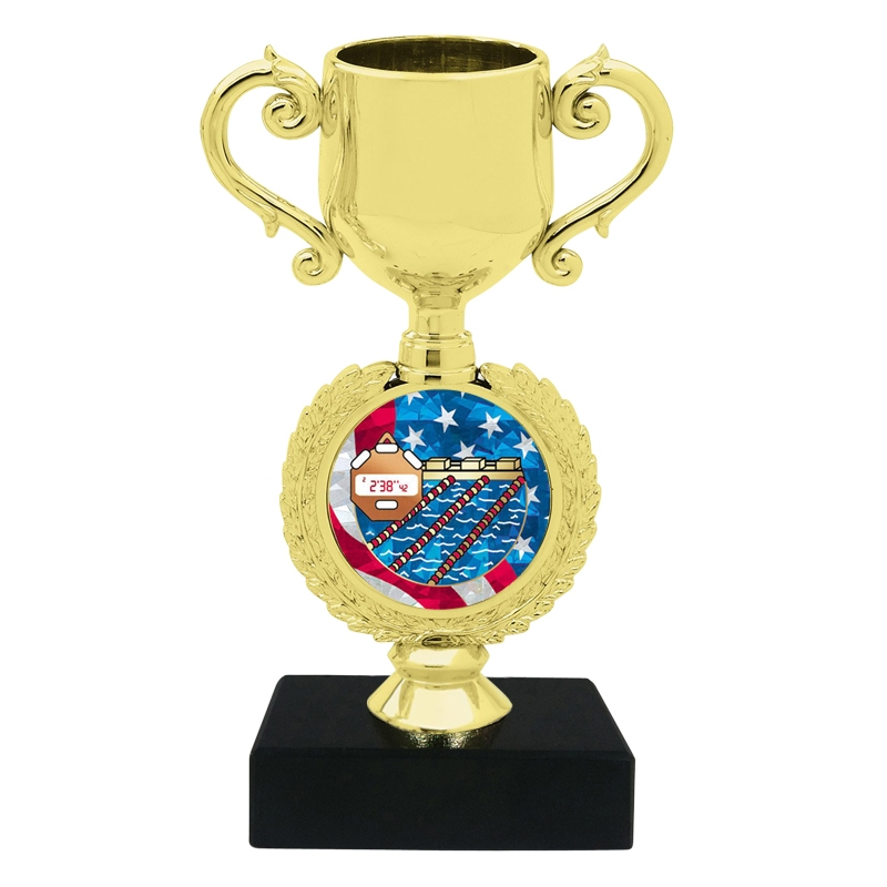 USA Swimming Trophy Cup