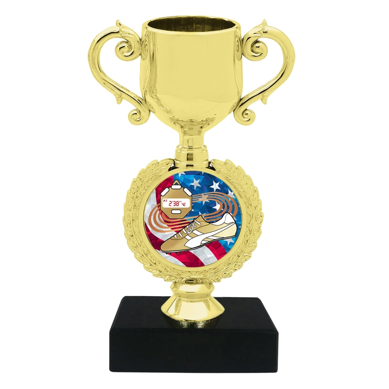 USA Track Trophy Cup