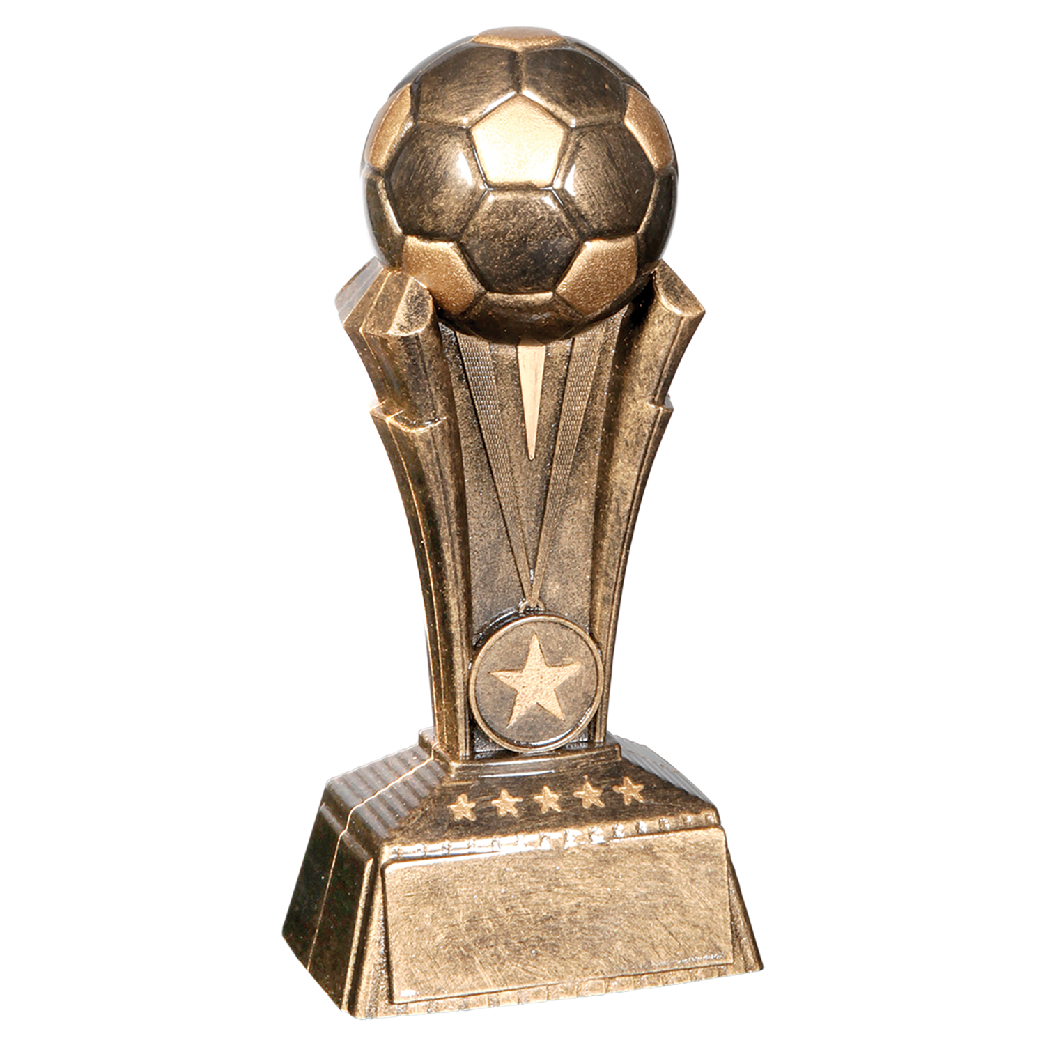 "7-1/2"" Soccer Ball Trophy"