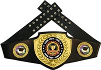 Graduation Championship Award Belt