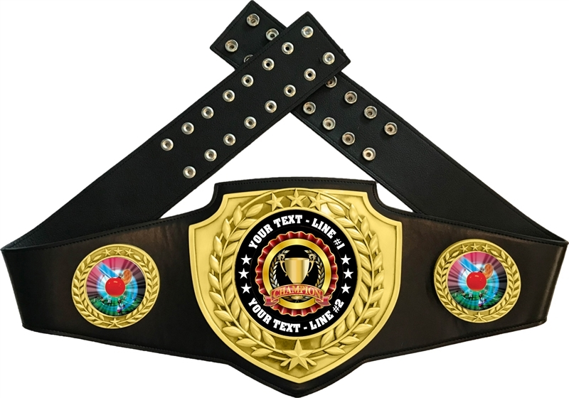 Field Hockey Championship Award Belt