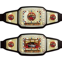 Champion Chili Cookoff Award Belt CABL105