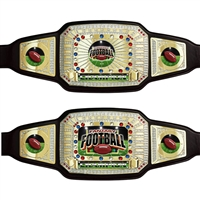 Champion Fantasy Football Award Belt CABL115